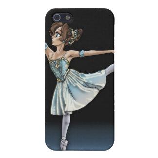 Anime-Ballerina iPhone Fall iPhone 5 Etuis