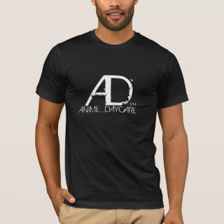 Anime_Daycare M/Black T-Shirt