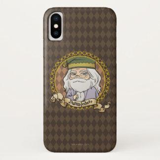 Anime Dumbledore iPhone X Hülle