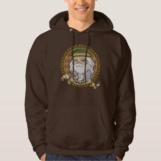 Anime Dumbledore Porträt Hoodie