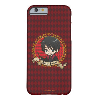 Anime Harry Potter Barely There iPhone 6 Hülle