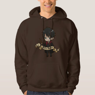 Anime Harry Potter Hoodie