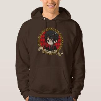 Anime-Harry Potter-Porträt Hoodie
