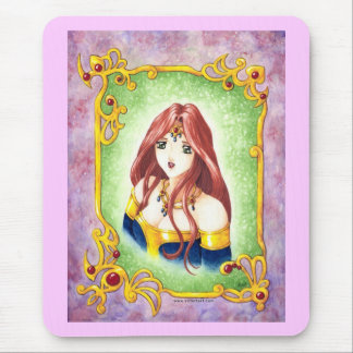 Anime-Prinzessin Mousepad