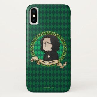 Anime-Professor Snape iPhone X Hülle
