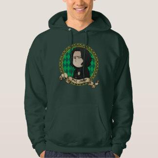 Anime-Professor Snape Portrait Hoodie