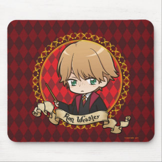 Anime Ron Weasley Mousepad