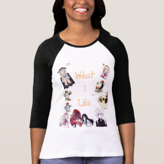 Anime-Spitze T-Shirt