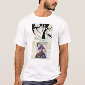 Animeweiß T - Shirt