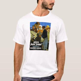 Anis Jaime Serra Buenos Aires - Vintage Anzeige T-Shirt