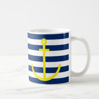 Anker Aweigh Kaffeetasse