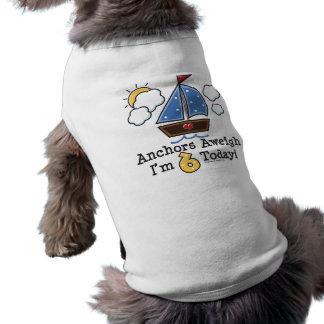 Anker-Aweigh Segelboot-6. Top