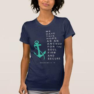 Anker für das Soul (Hebräer-6:19) T-Shirt