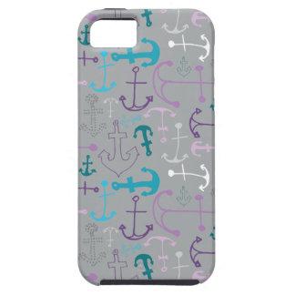 Anker-Gekritzel Etui Fürs iPhone 5