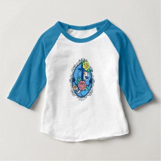 Anker im Rahmen Baby T-shirt
