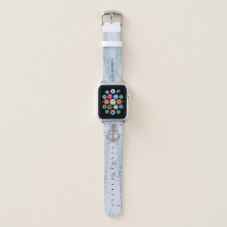Anker mit Kette Apple Watch Armband