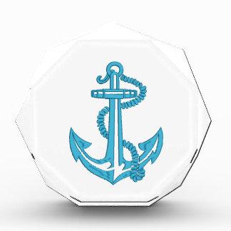Anker - Nachahmung der Stickerei Auszeichnung