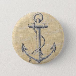 Anker Runder Button 5,7 Cm