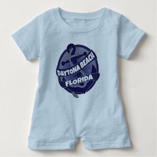 Ankerbaby-Spielanzugausstattung Daytona Beach Baby Strampler