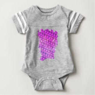 Ankh Muster Baby Strampler