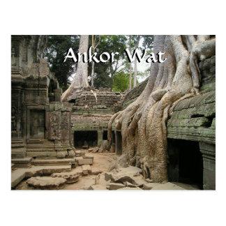 Ankor Wat Kambodscha Postkarte