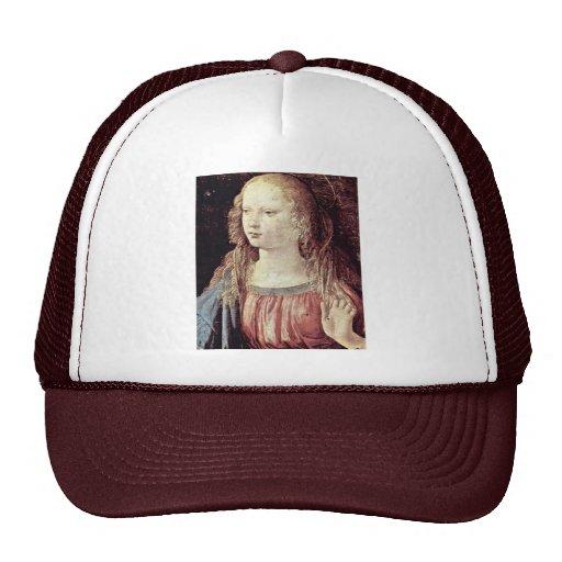 Ankündigung durch Leonardo da Vinci Truckercap