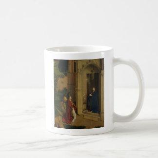 Ankündigung Kaffeetasse