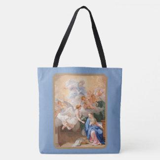 Ankündigung von Mary-Erzengel Gabriel Tasche