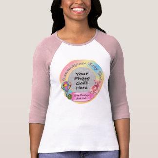 Ankündigung von Stradling Familien-Baby-Kleidung Hemd