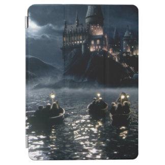 Ankunft Harry Potter-Schloss-| bei Hogwarts iPad Air Hülle