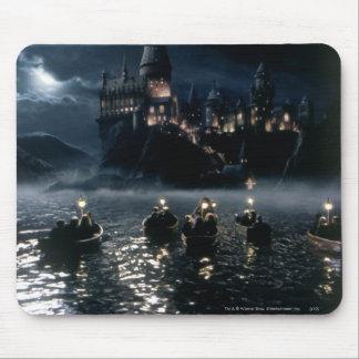 Ankunft Harry Potter-Schloss-| bei Hogwarts Mousepad