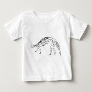 Ankylosaurus Baby T-shirt