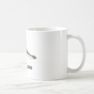 Ankylosaurus (fixierter Eidechsen-Dinosaurier) Kaffeetasse