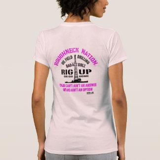 ANLAGE HERAUF SCHLECHTES AZZ GIRLZ T-Shirt
