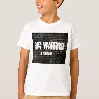 Anlage-Krieger im TRAINING T-Shirt