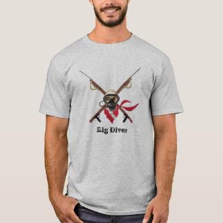 Anlage-Taucher T-Shirt