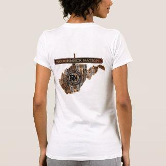 ANLAGE W VIRGINIA HERAUF CAMOUFLAGE T-Shirt