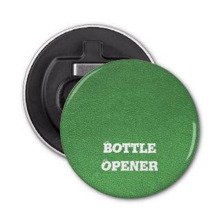 Anlass-Schablone TEXT-NAMEN-GRUSS-FOTO-Spaß Runder Flaschenöffner
