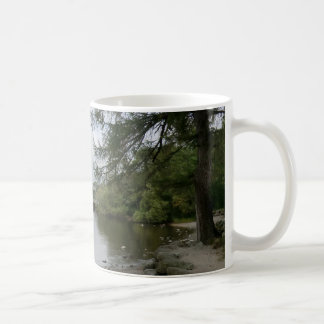Anlegestelle bei Howtown, Ullswater Kaffeetasse