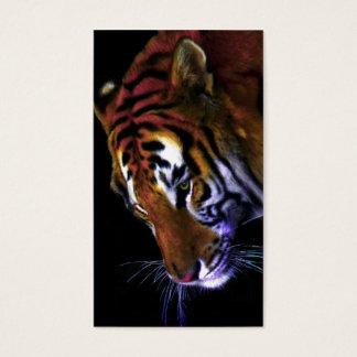 Anmut eines Tigers Visitenkarten