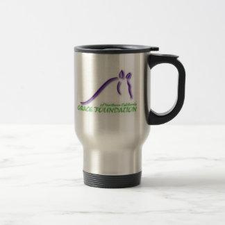 Anmut-Grundlagen-Kaffeereise-Tasse Edelstahl Thermotasse