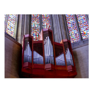 Anmut-Kathedrale, San Francisco, USA Postkarte