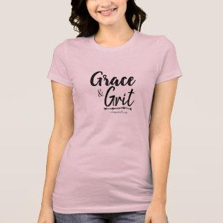 Anmut u. Korn-T-Shirt Frauen Carey Portell T-Shirt