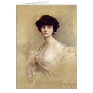 Anna de Noailles 1913 Karte