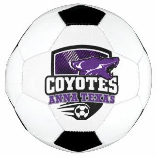 Anna-Kojote-Fußball Fußball