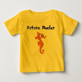 Annabelle Seepferd-Shirt Baby T-shirt