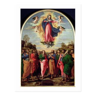 Annahme der Jungfrau Postkarte