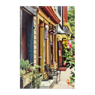 Annapolis MD - Friseursalon und Reiki Studio Acryldruck