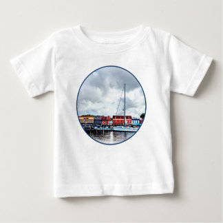 AnnapolisMd - Stadt-Dock Baby T-shirt