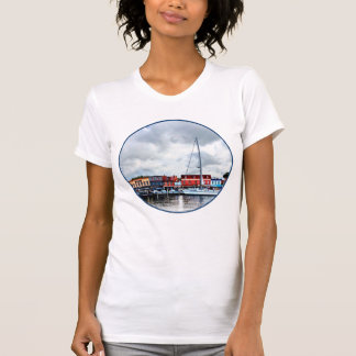 AnnapolisMd - Stadt-Dock T-Shirt